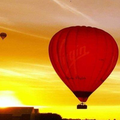 £101/人含一杯香槟 全英各地可飞Vrigin Balloon 英国也能坐的热气球限时热促中