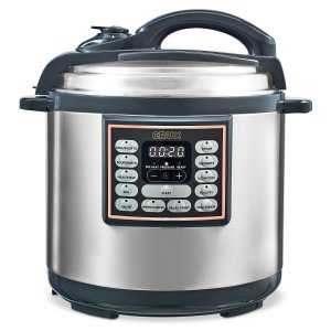 $49.99 Crux 8-Qt. 10-In-1 Programmable Multi-Cooker