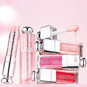 Dior 美妆护肤热卖 套装补货,收新款老花彩妆