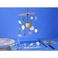 太阳系星球制作礼盒,适合年龄 5-8