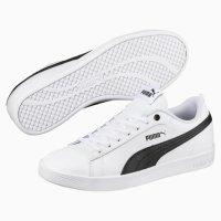 Puma Smash v2 女士皮质板鞋