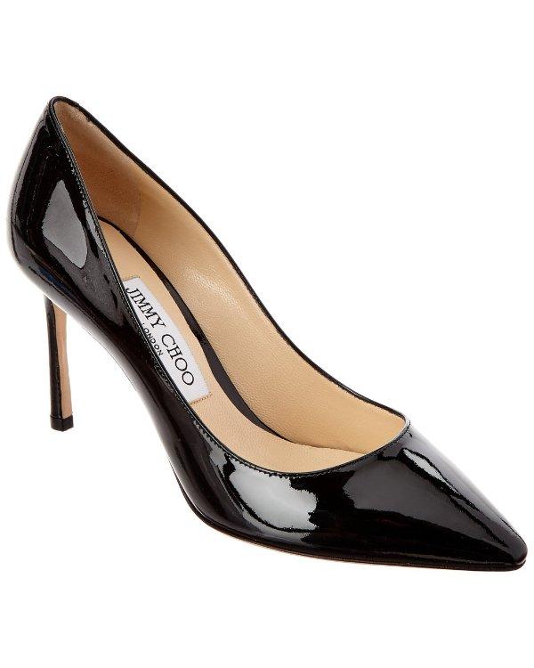 Romy 85 Patent 高跟鞋