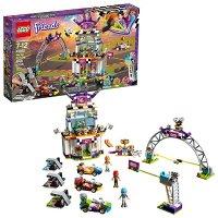 Lego Friends 系列 大型赛车日 41352