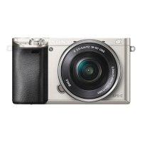 Sony Alpha a6000 无反相机 配16-50mm镜头