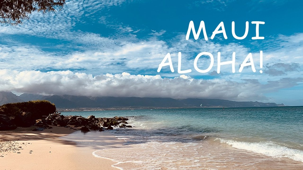 夏威夷-茂宜岛-旅游攻略   3天也能享受阳光海滩   海岛穿搭