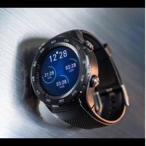 现价 £199(原价£329)Huawei Watch 2 运动智能手表