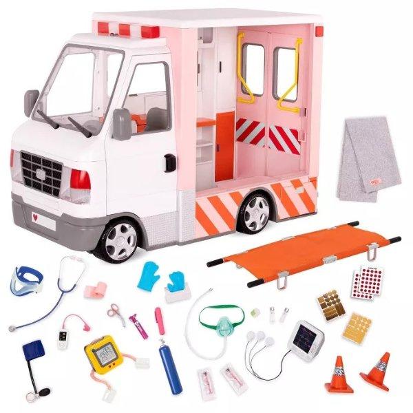 救护车套装