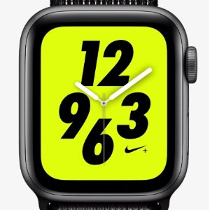40mm GPS版低至 $299Apple Watch Series 4 Nike+ 大促,多款好价回归