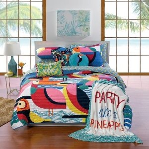 $24Bird Abstract Quilt Set @ Target.com