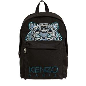 Kenzo虎头双肩包