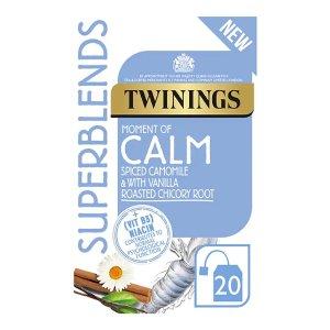 Twinings安心茶 30g 香草口味