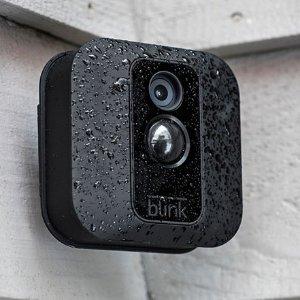 套装$69.99 单独摄像头$59.99Blink XT 家庭无线安防摄像头系统套装