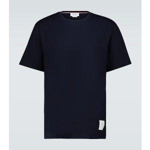 Thom Browne黑色T恤