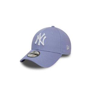 New Era香芋紫NY 棒球帽