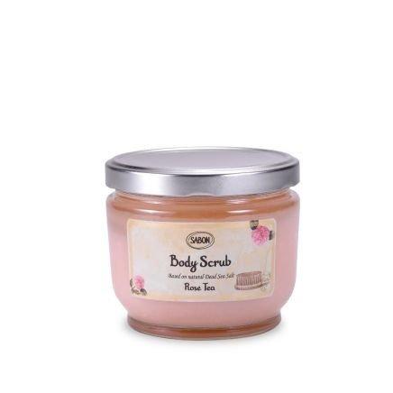 玫瑰茶身体磨砂膏 20.2oz