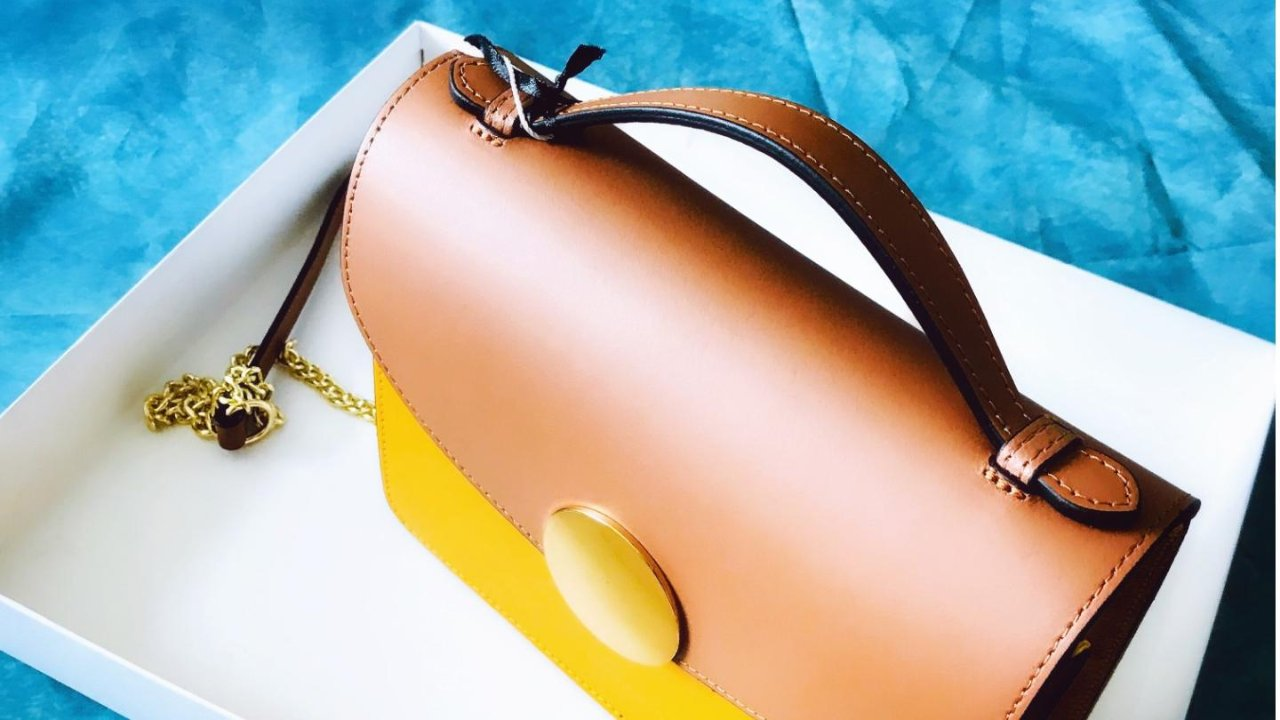 简约又不失时尚❤性价比超高的Le Parmentier包包