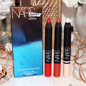 $55 ($81 value)NARSISSIST #JETSETTER LIP PENCIL TRIO
