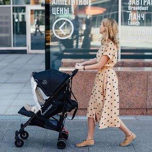 现价$265(原价$492.97) 免邮史低价:Maclaren 轻型婴儿推车 伞车鼻祖 妈妈轻松时尚出街
