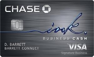 Earn $750 bonus cash backInk Business Cash® Credit Card