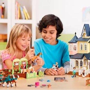 """精选商品买2赠1Playmobil 德国儿童益智玩具特卖  可与""""乐高""""比肩"""