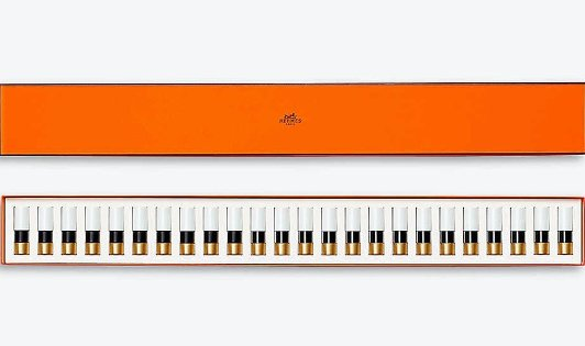 Hermes Piano 24 Colors口红登陆Hermes Piano 24 Colors口红登陆