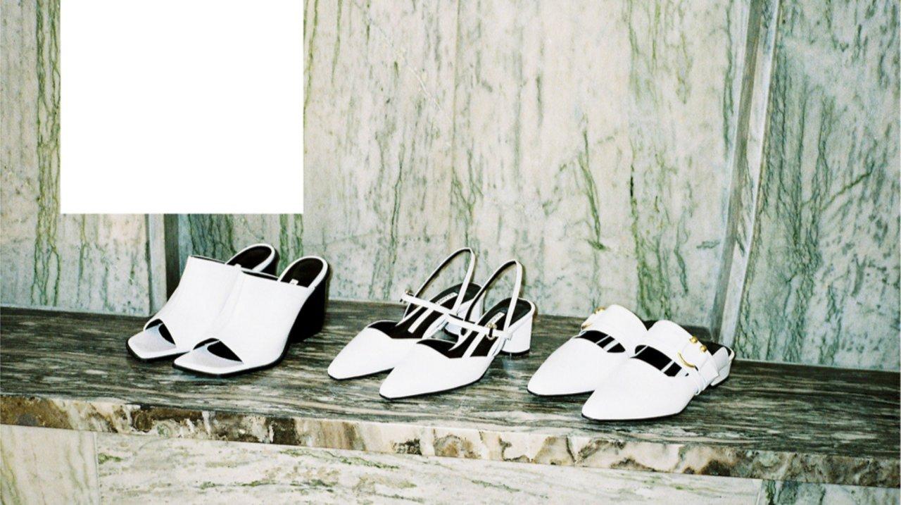 时髦小众鞋履清单(珍藏级)