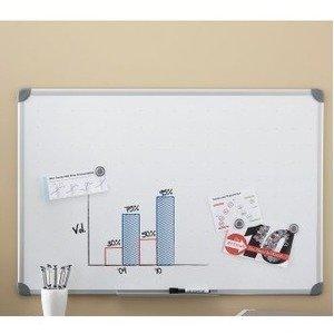 销量冠军 $29.99(原价$47)Quartet 磁力拉丝铝框架干擦白板套装