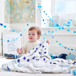 Save $10 Off $100+ or $15 Off $150+ or $20 Off $175@Aden+Anais