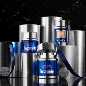 Up to 25% offwith La Prairie Beauty purchase @ Bloomingdales