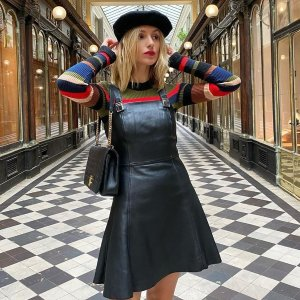 3折起+额外85折 €88收小香裙Claudie Pierlot 限时闪促 法风轻奢三姐妹  优雅仙女风