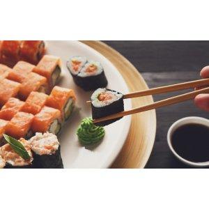 google 3.6星Sushi Hour 2人寿司自助