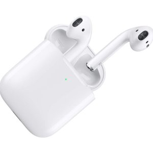 Wireless Charging for $179Apple AirPods with Charging Case (Latest Model)