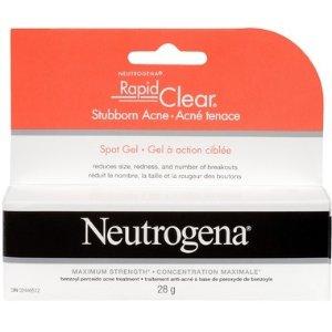 Neutrogena祛痘凝胶
