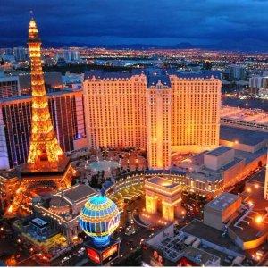 From $101Las Vegas to Houston or Vice Versa Airfare