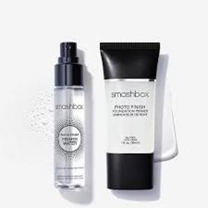 5折起+送£12定妆喷雾闪购:Smashbox 八月赠礼 收一键磨皮妆前乳 完美底妆必备