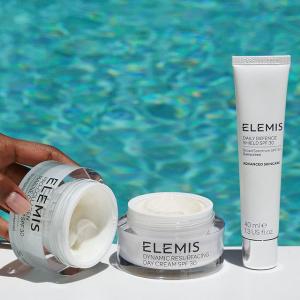 任意正装送$157好礼ELEMIS 护肤热卖 收骨胶原日霜、卸妆膏 薅羊毛的好机会