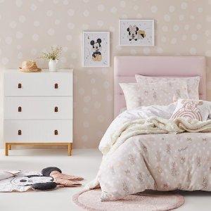 Disney米妮床品套装