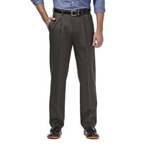 60% Off or 65% Off $100+Premium No Iron Khaki
