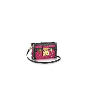 Petite Malle Epi Leather - HANDBAGS   LOUIS VUITTON ®