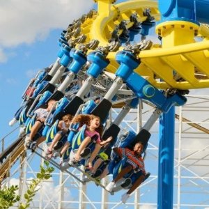 Save 40% As low as $44.9FLORIDA FUN SPOT AMERICA Tickets