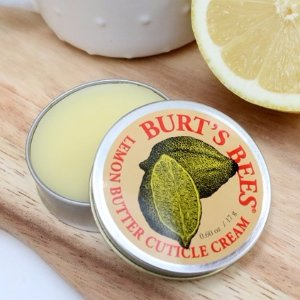 $13Burt's Bees 100% Natural Lemon Butter Cuticle Cream, 0.6 Ounce, Pack of 3