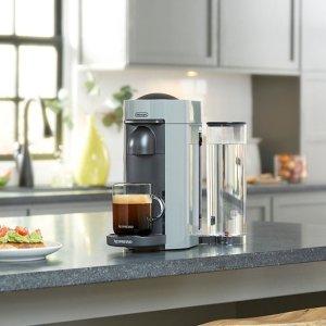$12起Gilt 厨房用品热卖,封面咖啡机组合$110