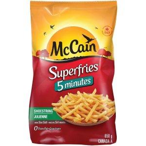 McCain Superfries® 薯条
