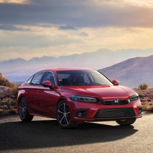 4月28日敬请期待全新改款 本田思域 Honda Civic 2022 即将发布