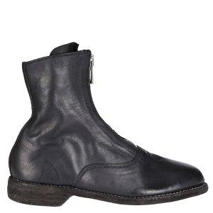 Guidi36.5、37.5-38.5黄金码全210 短靴