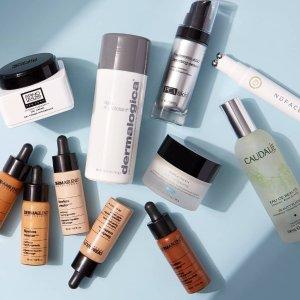 独家:Skinstore 精选彩妆护肤热卖 收冰白面膜 大葡萄喷雾