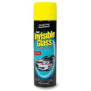 $3.54Invisible Glass 高级玻璃清洁喷雾19盎司