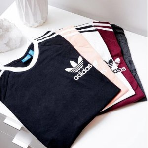 5件$40(原价$150)Proozy 现有 adidas男士短袖T恤特价 每件$8