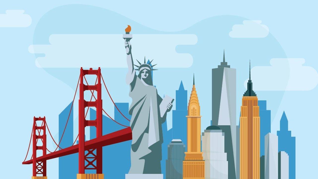 12个美国热门城市旅游攻略合集,包罗万象的内容整合。