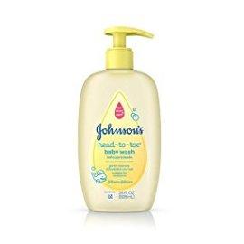 Amazon.com: Johnson's Head-To-Toe Gentle Baby Wash, 28 Fl. Oz.: Health & Personal Care